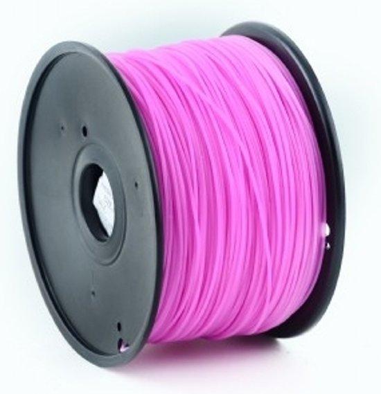 Gembird3 3DP-HIPS3-01-OR - Filament HIPS, 3 mm, orchidee-roze