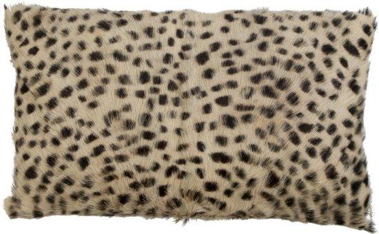 Bol kussen geit luipaard cm
