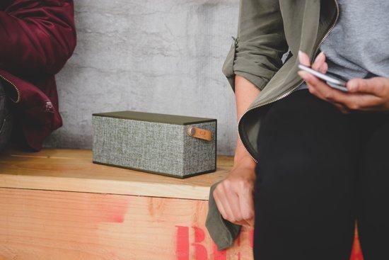 Fresh 'n Rebel Rockbox Brick XL Bluetooth Speaker Fabriq Edition