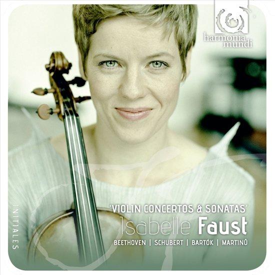 Initiales: Violin Concertos/Sonatas