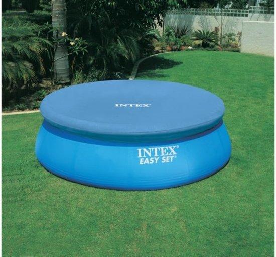 Intex Easy Set Zwembad Afdekzeil 457 cm