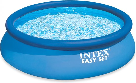 Intex Easy Set Zwembad Blauw
