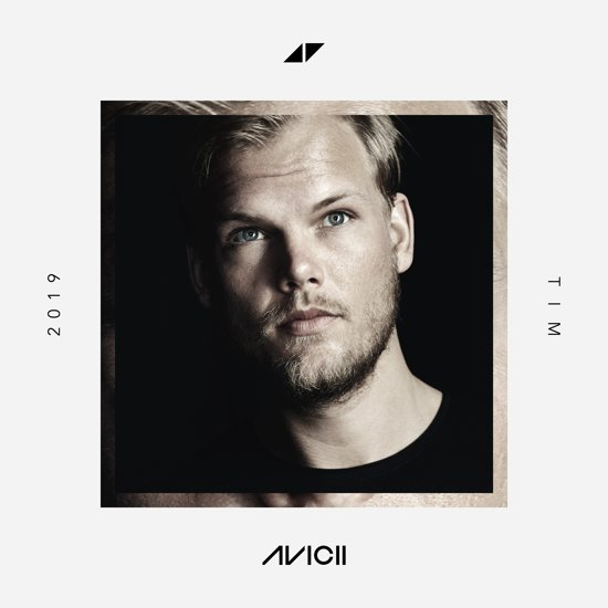 CD cover van Tim (CD) van Avicii
