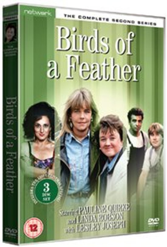 Birds Of A Feather: The Complete Second Series