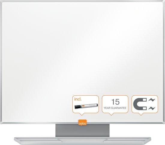 Nobo - Whiteboard - Magnetisch Staal - 60x45 cm