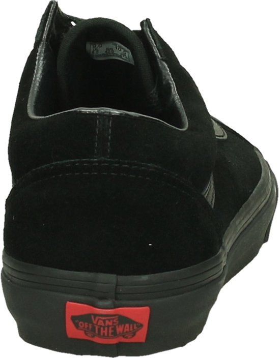 b Vans Va38g1nri unisex 44 Black Ua suede Skool Maat sneakers Old XFFq6TH