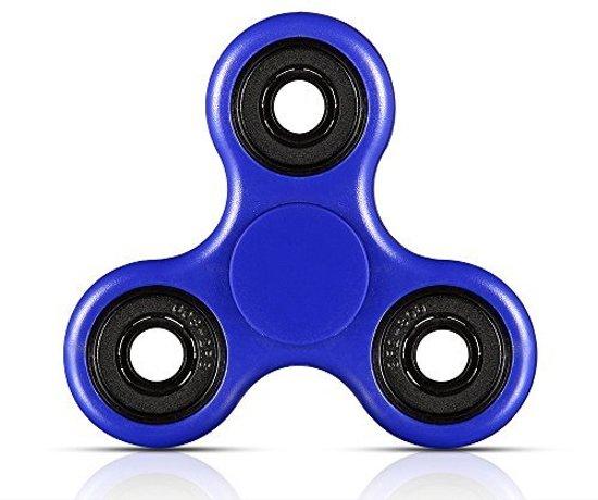 Fidget Spinner | Hand Spinner | Anti Stress Spinner | Spinners | Rage 2017 | - Blauw