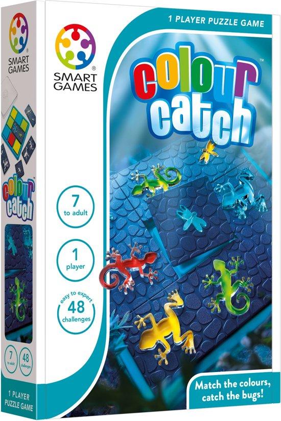 Colour Catch (60 opdrachten)
