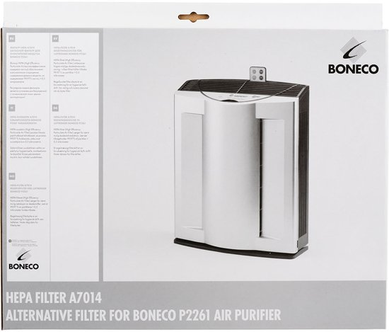 Boneco Hepa filter 7014 tbv Boneco P2261 - Luchtreiniger