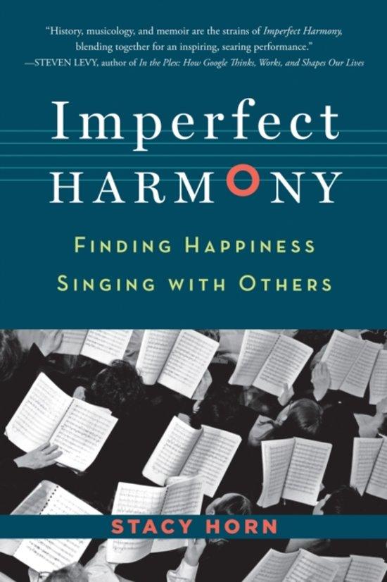 Boek cover Imperfect Harmony van Stacy Horn (Paperback)