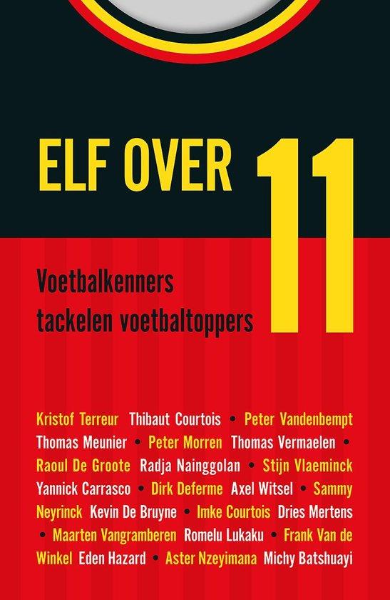 Boek cover Elf over 11 van Stijn Vlaeminck (Paperback)