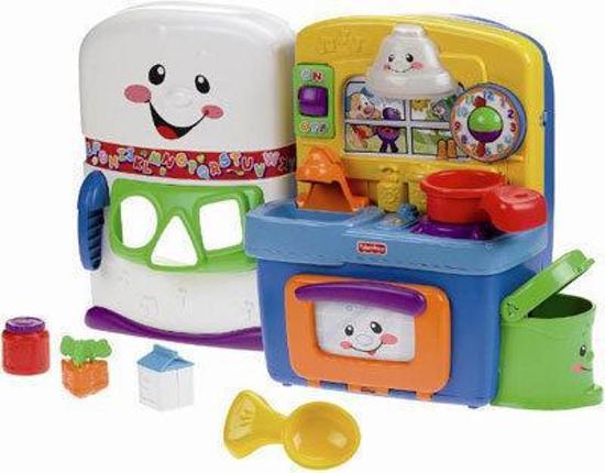 Little Tikes Keuken : Bol.com fisher price baby lachen en leren compacte keuken mattel