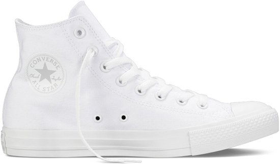 Monochrome Converse Taylor White Sneakers Maat Chuck All Unisex Star 39 q0pwFCq7
