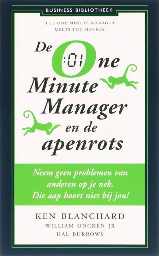 One Minute Manager en de apenrots