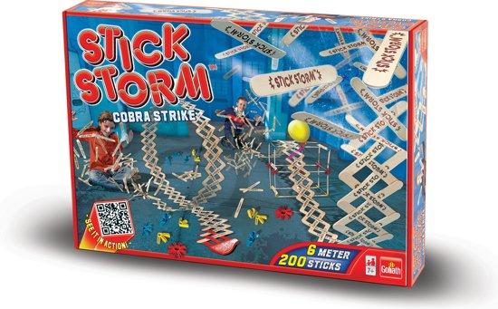 Stick Storm Cobra Strike
