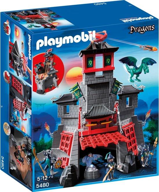 Playmobil Geheime Drakenburcht - 5480
