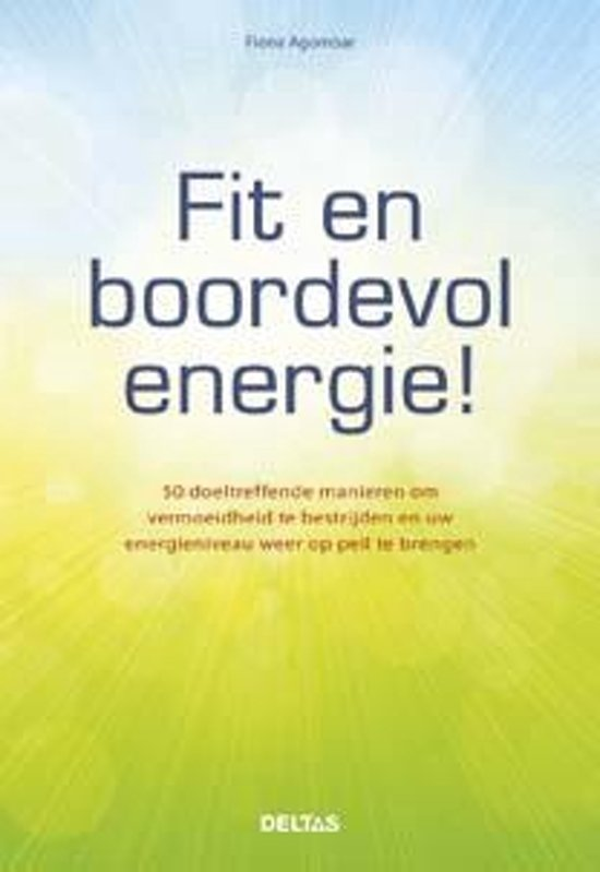 energieniveau verhogen