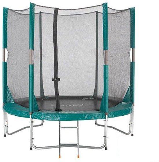 Etan Hi-Flyer Combi Trampoline à 180 cm met veiligheidsnet en ladder