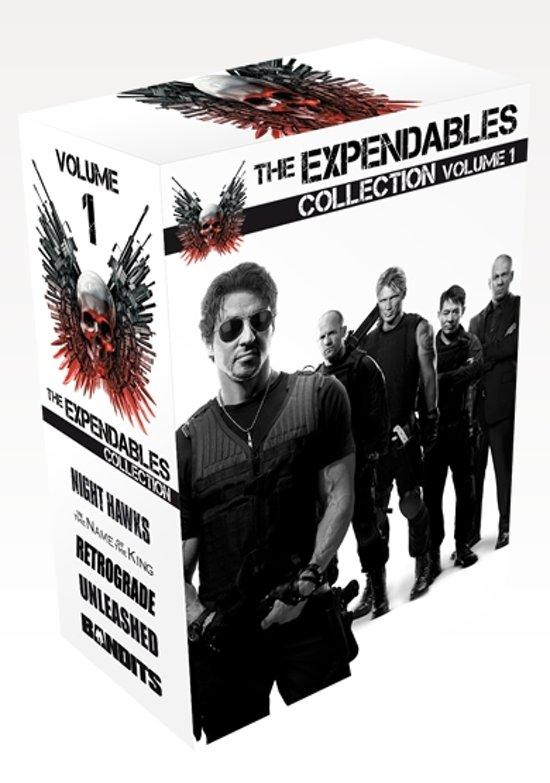 Cover van de film 'Expendables Collection - Volume 1'