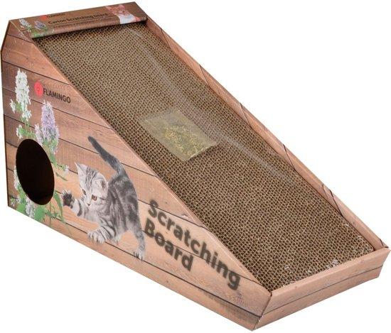 Flamingo - Katten Krabmat - 50 x 21 x 32 cm