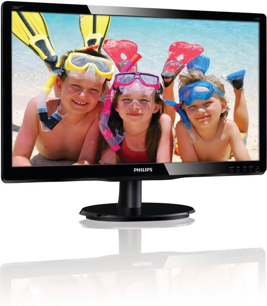Philips 236V4LHAB - Monitor