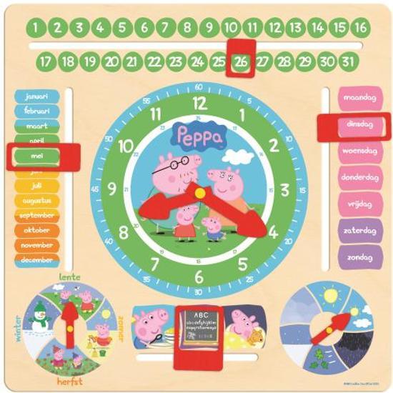 Peppa Kalenderklok NL
