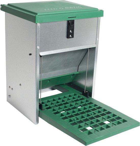 Feedomatic automatische voerbak voor 5 kg voer(trapbak)