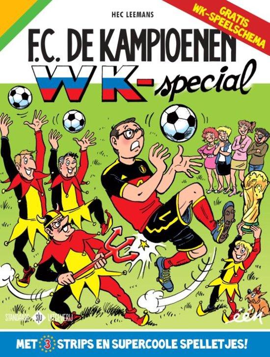 F.C. De Kampioenen - WK-Special