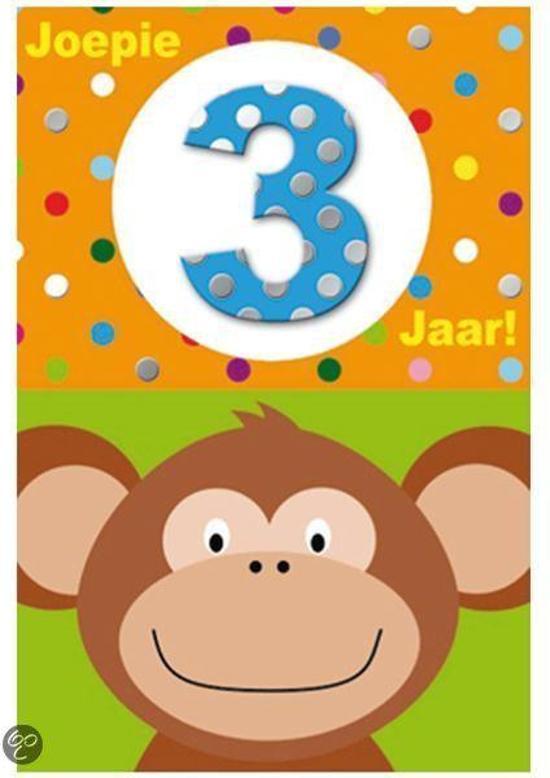 verjaardagskaart 3 jaar bol.| Verjaardagskaart 3 jaar verjaardagskaart 3 jaar