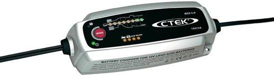 CTEK Multi XS 5.0 acculader met Temperatuurcompensatie