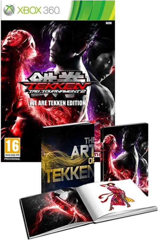 Tekken Tag Tournament 2 - We Are Tekken Edition