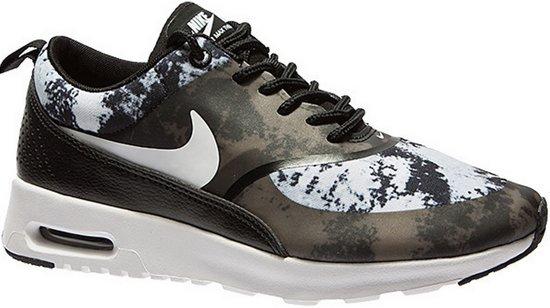 Nike Wit Met Zwart Dames