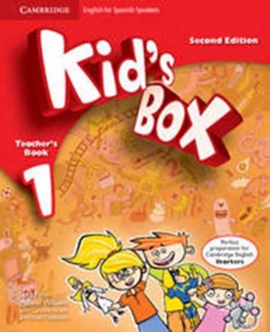 Kid's Box for Spanish Speakers Level 1 Teacher's Book