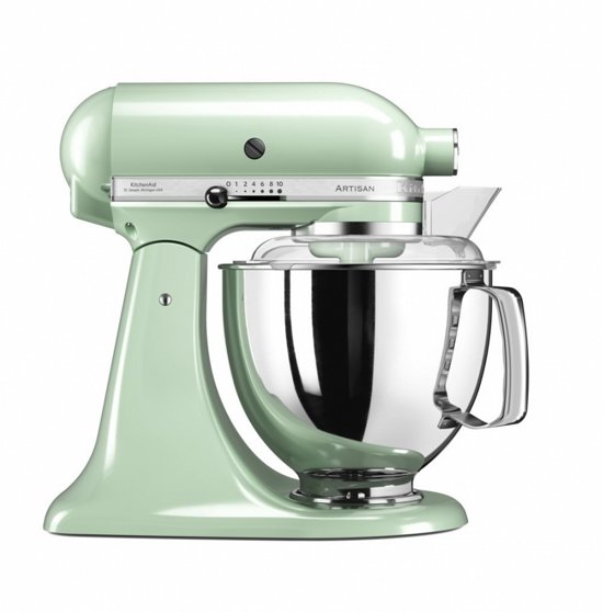 KitchenAidArtisan 5KSM175PSEPT - Keukenmachine - Pistache