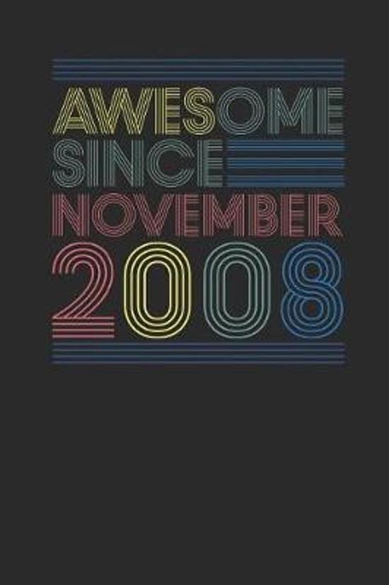 Awesome Since November 2008