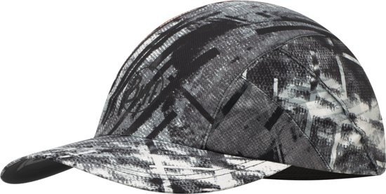 BUFF® Pro Run Cap R-City Jungle Grey - Pet - Zonbescherming