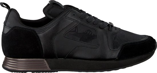 be021349b3f bol.com | Cruyff Classics Heren Sneakers Lusso - Zwart - Maat 42