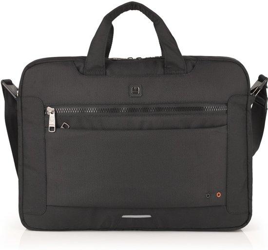 5e3d2518a4f bol.com   Gabol Info - Laptoptas 15,6 inch - 2 vakken - zwart