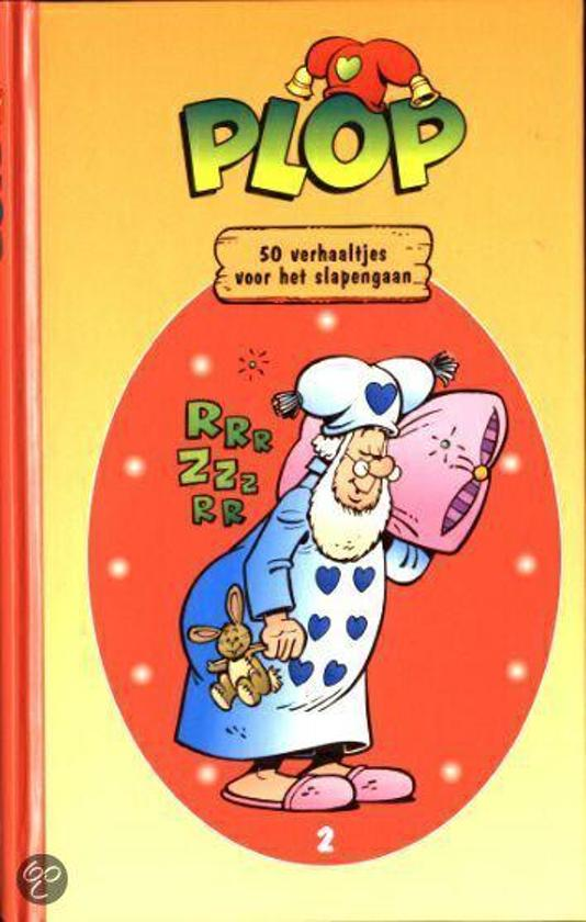 Boek cover Kabouter Plop 50 verhaaltjes voor het slapen gaan deel 2 van Danny Verbiest (Hardcover)