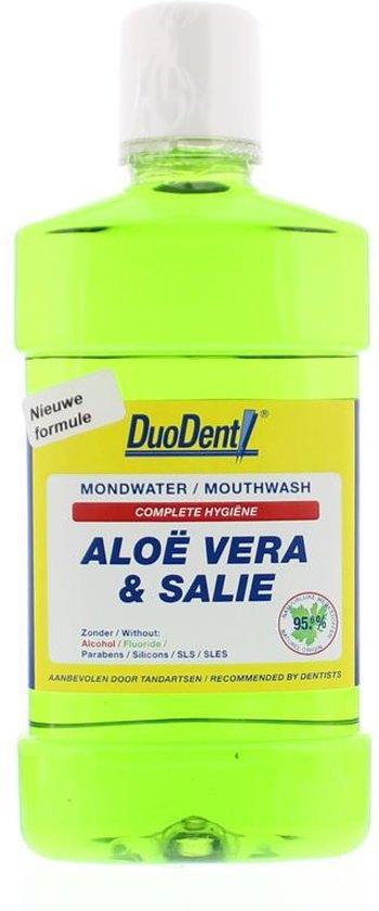 Super bol.com | Duodent Aloe Vera/ Sali - 500 ml - Mondwater #CT03