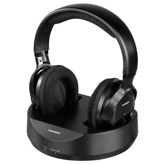 Thomson Whp3001Bk Rf Headphones