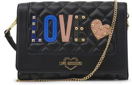 f1b3420e7e9cb0 bol.com | Love Moschino - Clutch-bags - Vrouw - JC4226PP06KC - Black