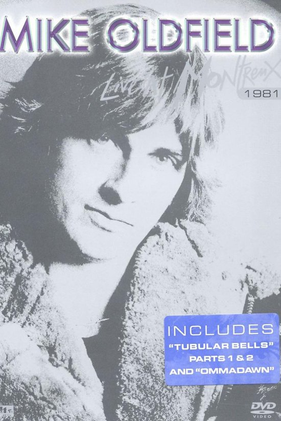 Mike Oldfield - Live At Montreux 1