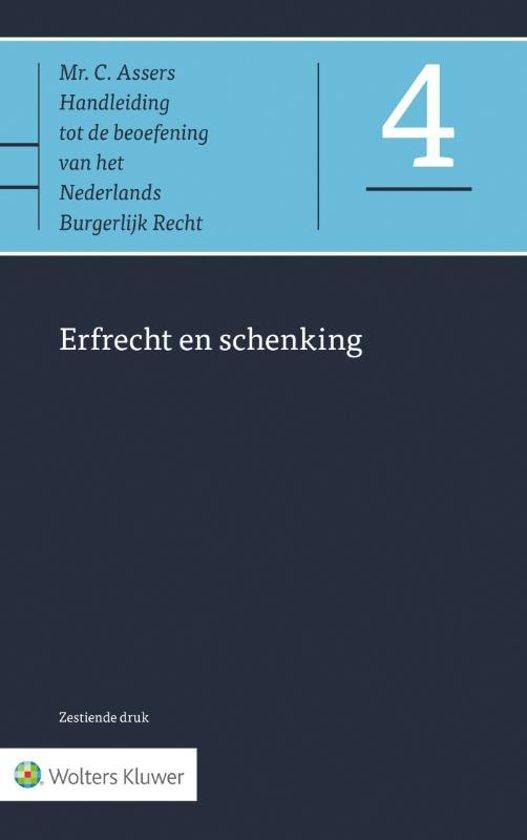 Asser-serie 4 - Erfrecht en schenking - S. Perrick