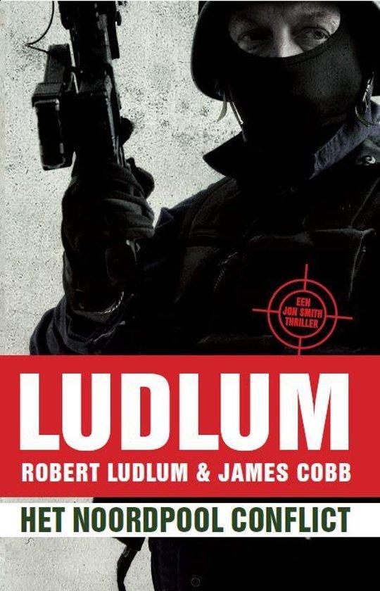 Boek cover Het Noordpool conflict van Robert Ludlum (Paperback)