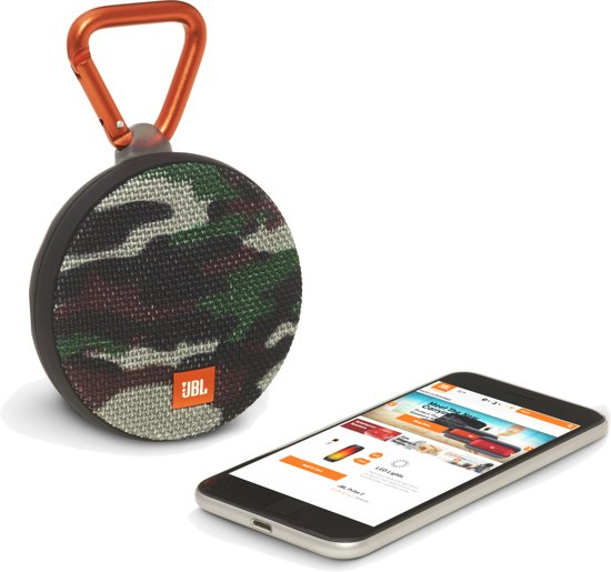 JBL Clip 2 Portable Bluetooth Speaker Special Edition