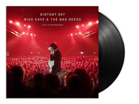 Afbeeldingsresultaat voor Cave, Nick & Bad Seeds-Distant Sky (live In Copenhagen) EP