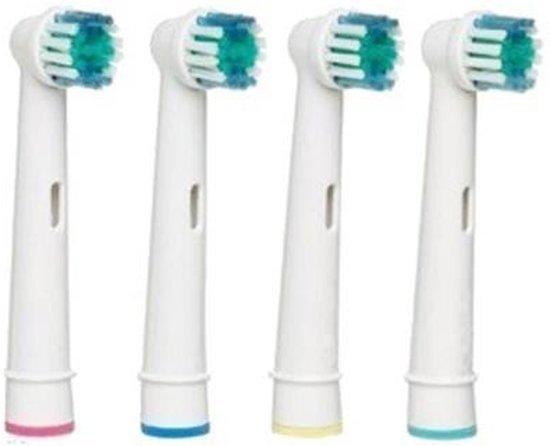 Power Brush Opzetborstels voor Oral B - 4 stuks