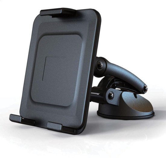 Anygrip Tablet Universele autohouder - Zwart