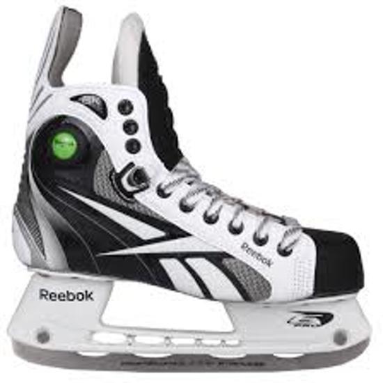 Reebok 6K IJshockeyschaats - Schaatsen - Unisex - Maat 45